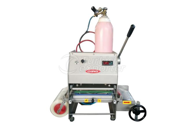 GPK-35 TRAY SEALER WITH GAS