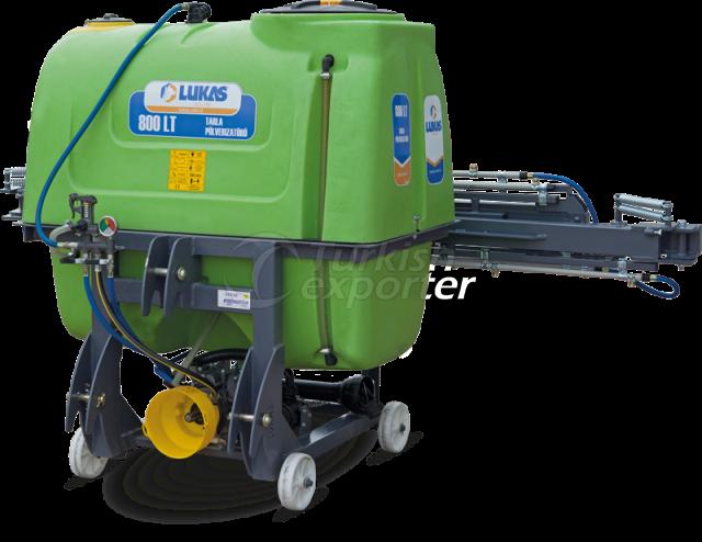 LKS-T-PP-800 Sprayers Machine