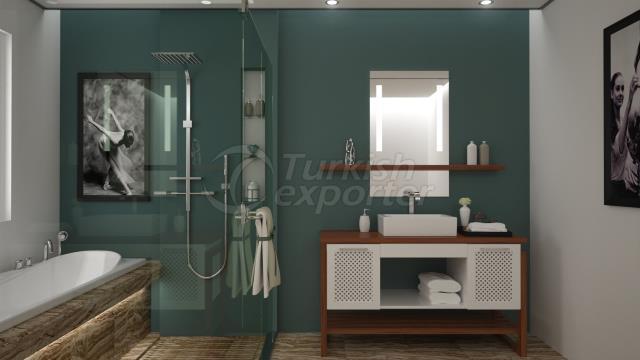 Vicenta Bath Furniture