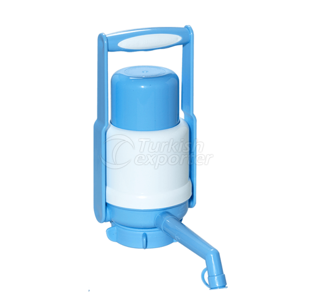 Bomba de agua manual de plástico -Rhino Junior