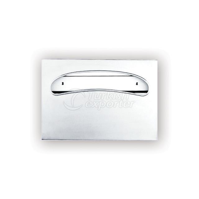 Smile Type Paper Transmitter (Chrome Coated)