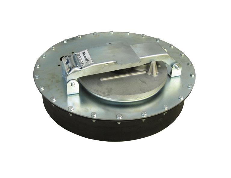 Perforated Steel Manhole