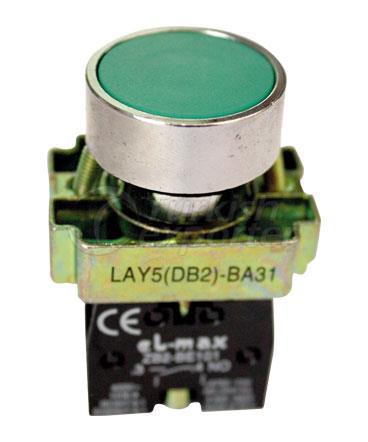 Metal Button-LAY5-DB2-BA42