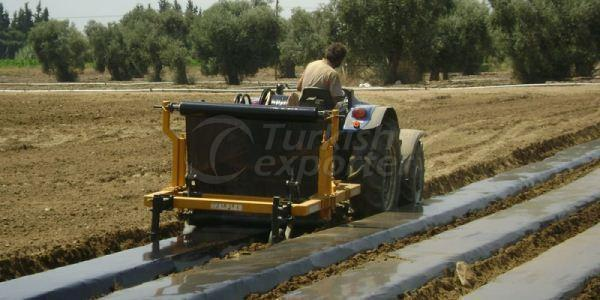 Máquina Mulch (Nylon Covering)