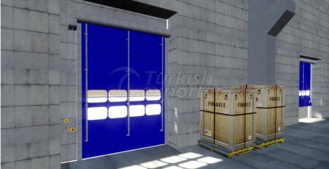 Portes automatiques - Portes