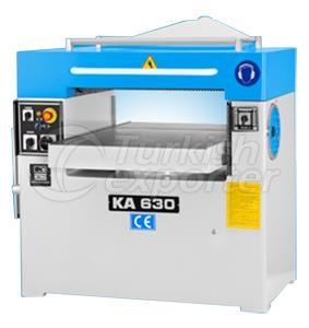 KA 630 Thicknessing Machine