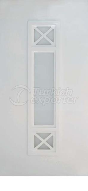 Pvc Door Panel  PP122