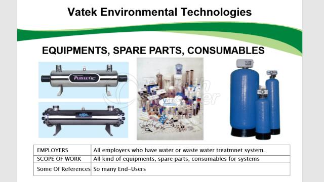 Equipments,Spare parts,Consumables