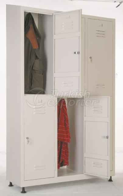 Senary Lockers