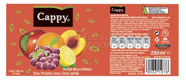 Meyve Suyu Etiketi