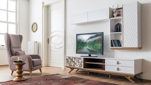Monaco Tv Ünitesi