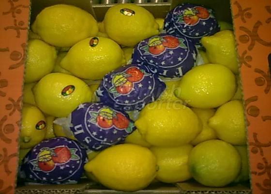 Fruits Lemons