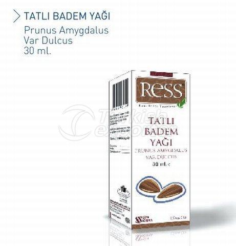 Tatlı Badem Yağı 30 ml