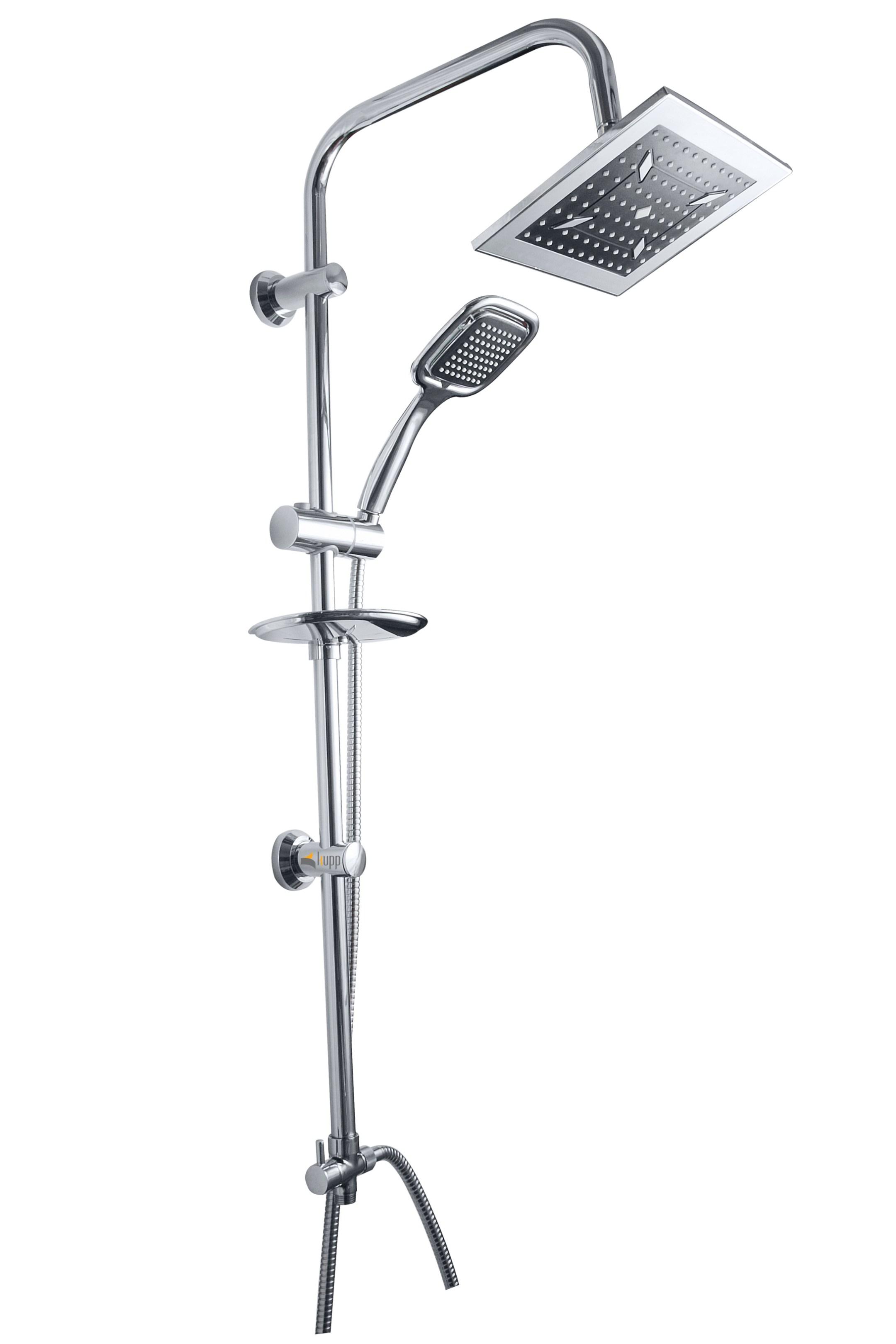 Set de ducha de columna
