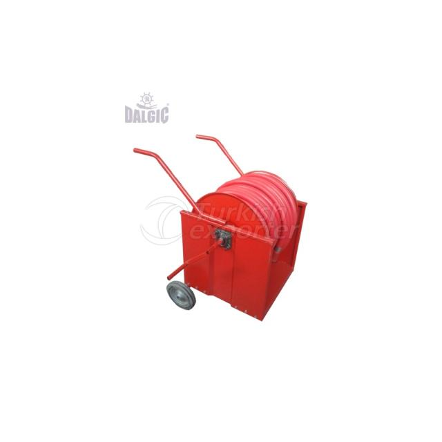 Fire Hose Carts - Mobile