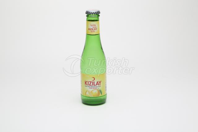 Lemon Flavored Mineral Water 20 cl