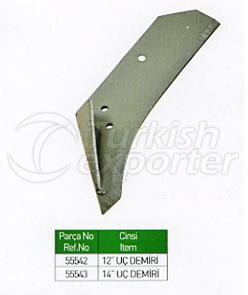 Plough shares 55540-43