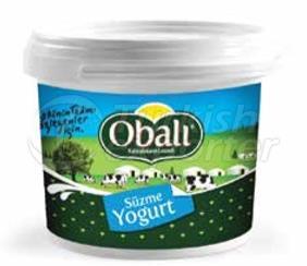 Filtered Yoghurt