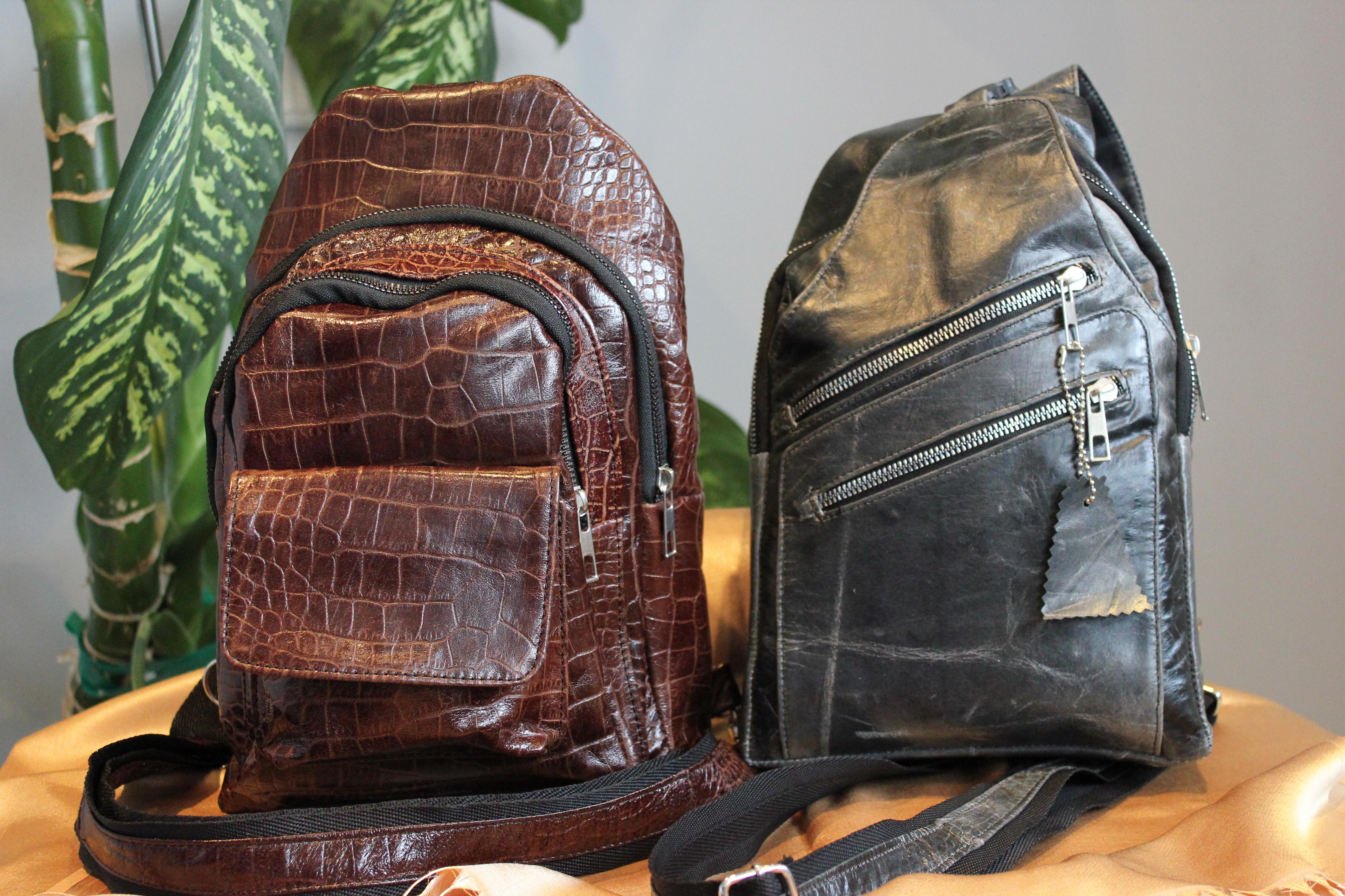 Küçük boy omuz ve sırt çanta