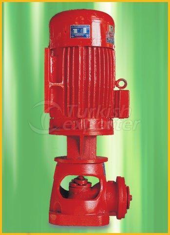 Elektrical Engine Vertical Turbine Pumps