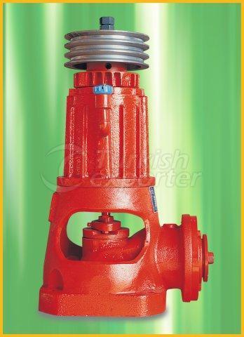 Top Pulleyed Vertical Turbine Pumps