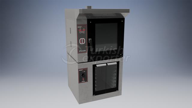 Reinforcement Series Patisserie Ovens