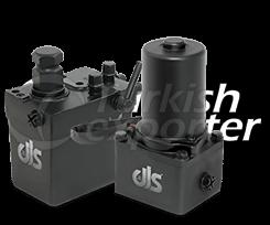 Em Group Electric and Manuel Cabin Tilting Pump