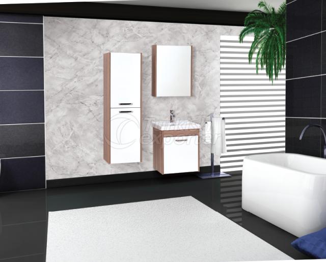 Zigana55 Bath Cabinet