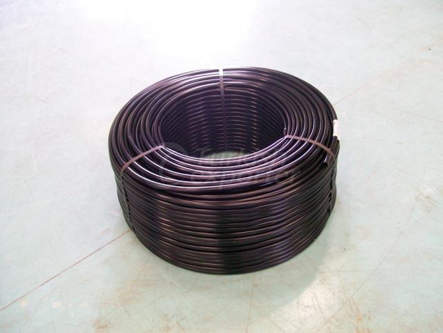 Round Drip Irrigation Pipes