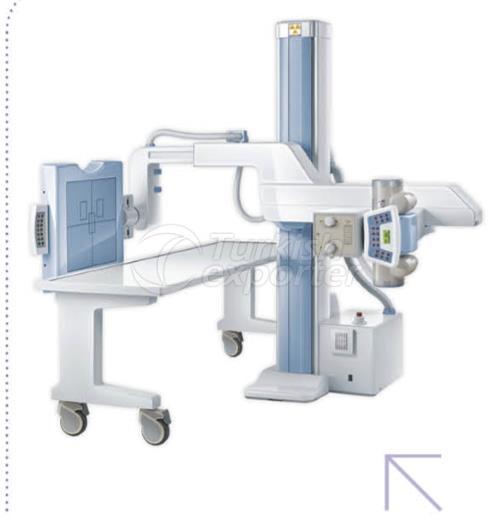 Tek Dedektörlü U-Kollu Röntgen Sistemleri