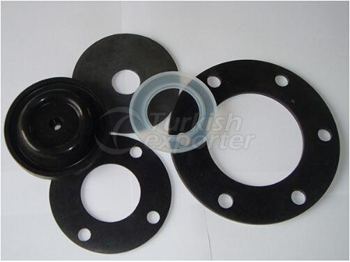 Rubber Gasket for Ductile Iron Pipe