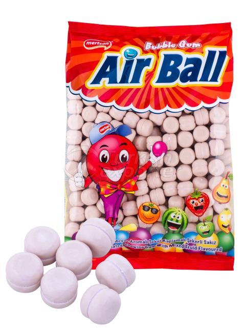 Airball Hamburger Shaped Gum
