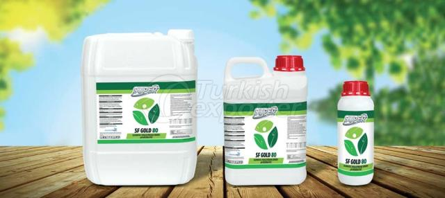 Soil Amendment and Disinfection - SUPER SF GOLD 80