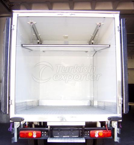 Freezer Haulage