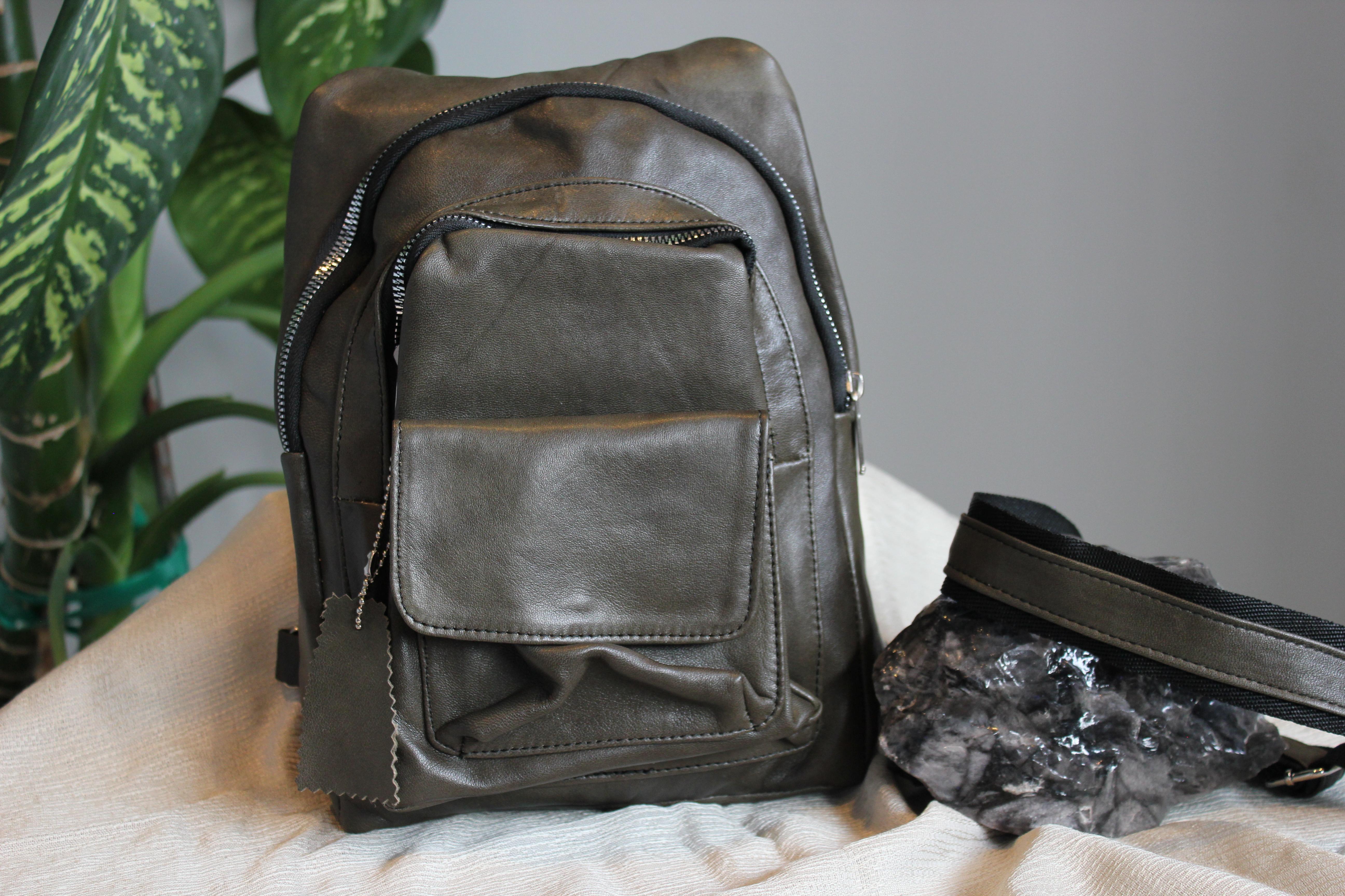 Unisex sırt ve omuz çantaları
