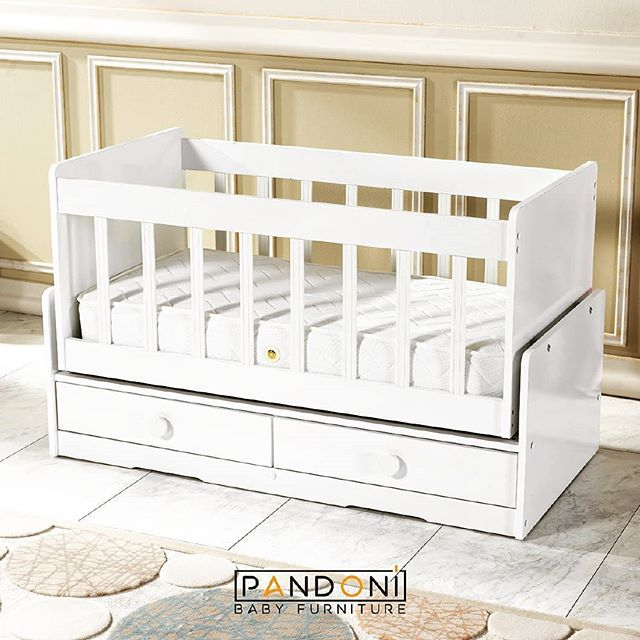Baby Crib - 1