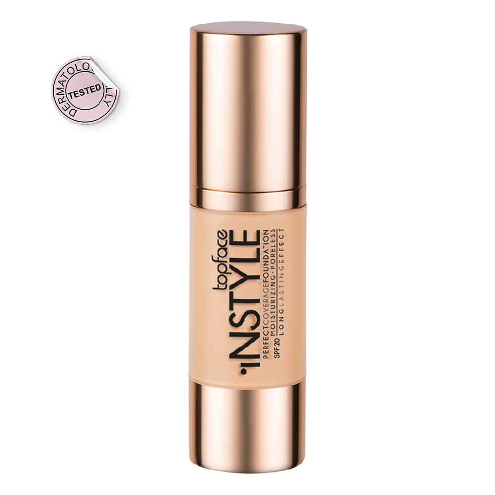 INSTYLE PERFECT COVERAGE FOUNDATION