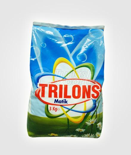 Laundry Detergents Trilons 3 kg