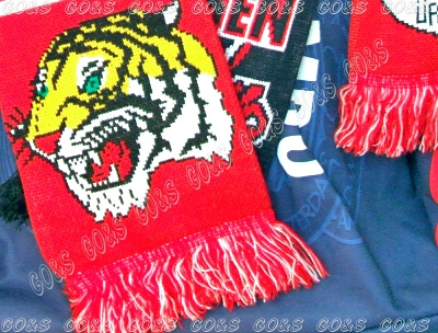 Jaquard scarf