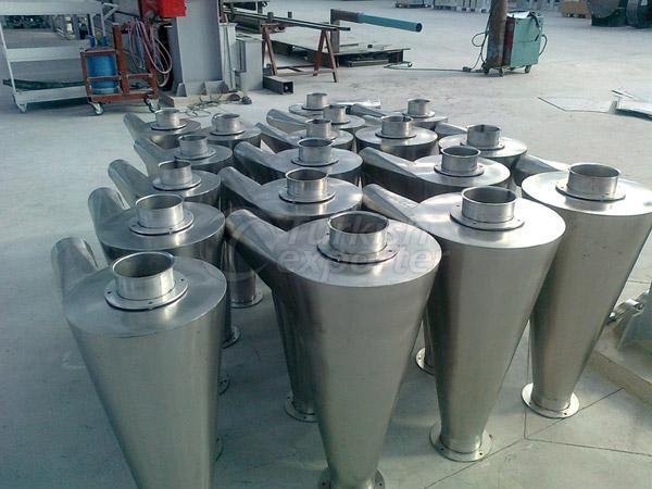 Этапы Производства Konsar