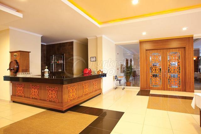 Мебели для отелей Titan
