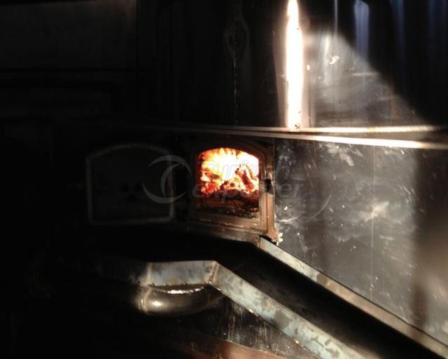 Caldeiras de óleo térmico de combustível sólido