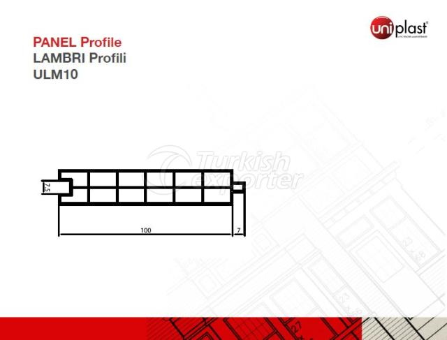 Lambri Profili ULM10