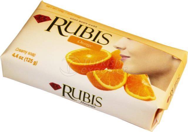 Rubis Orange 125 gr.