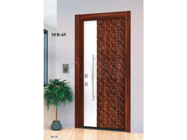 Steel Door - SFR - 65