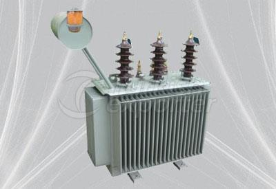 Transformer with Expansion Vessel