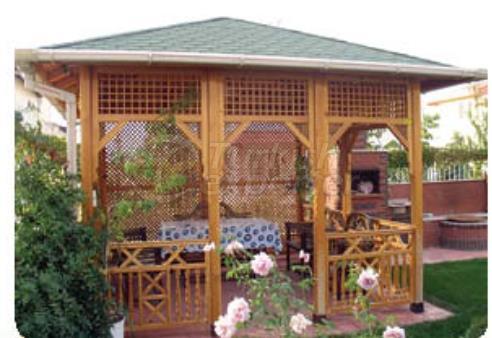 KM 5090 Camelia de madera