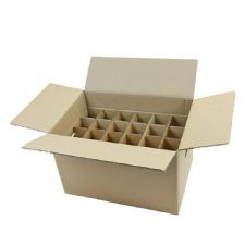 Box with Separator 1522