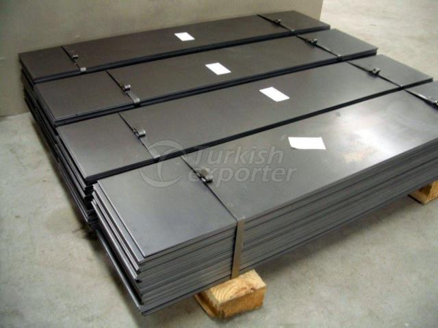 Cold Rolled Iron