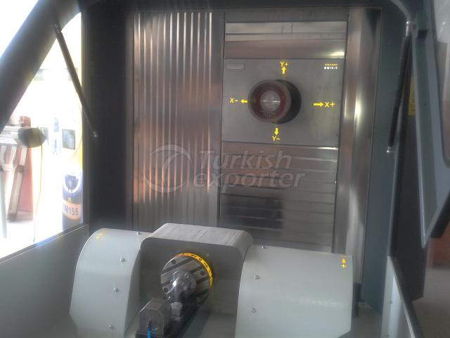 Cnc 5 axis tool and cutter grinding